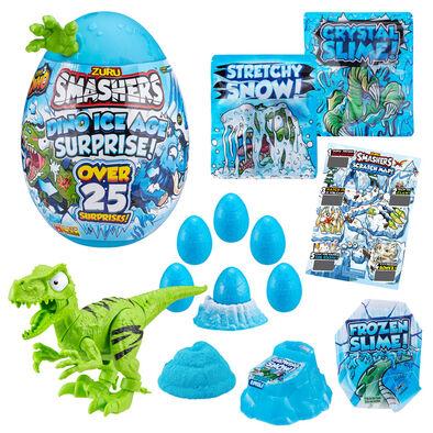 Smashers 冰河時代恐龍驚喜蛋