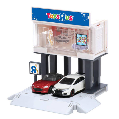 Tomica Town Build City Tru Shop
