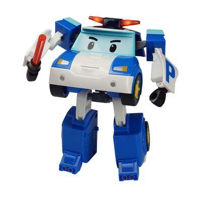 Robocar Poli救援小英雄波力 LED變形珀利