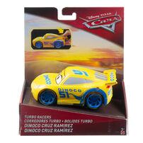 Disney迪士尼 «汽車總動員» 按壓飛車系列 - Disney