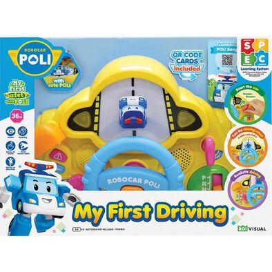 Robocar Poli救援小英雄波力 駕駛初體驗