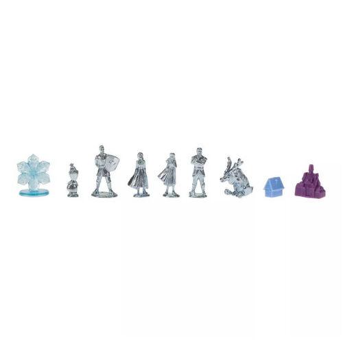 Monopoly大富翁disney Frozen迪士尼魔雪奇緣 2