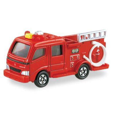 Tomica多美 車仔no. 41 Morita Pump Fire Engine