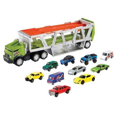 Matchbox火柴盒小汽車 運輸車輛套裝