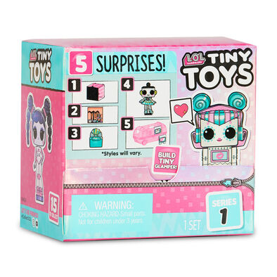 L.O.L. Surprise!驚喜寶貝迷你玩具 隨機發貨