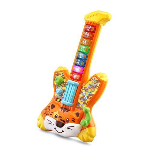 Vtech偉易達 野生動物音樂吉他