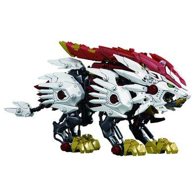 Zoids索斯機械獸 野獸白獅