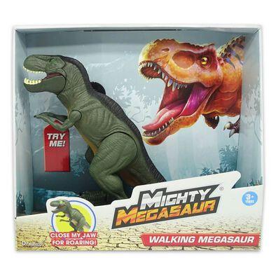 Mighty Megasaur中型電池供電的恐龍