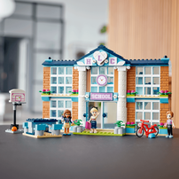 LEGO樂高好朋友系列 心湖城學校 41682
