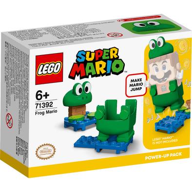 LEGO樂高 Frog Mario升級換裝 71392