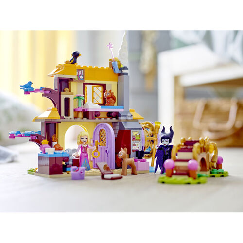 LEGO 樂高迪士尼公主系列 Aurora's Forest Cottage 43188