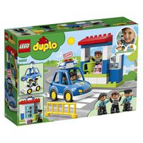 LEGO樂高得寶系列 警察局 10902