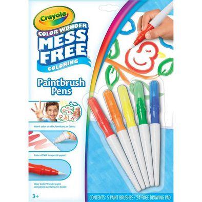 Crayola繪兒樂mess Free彩色畫筆