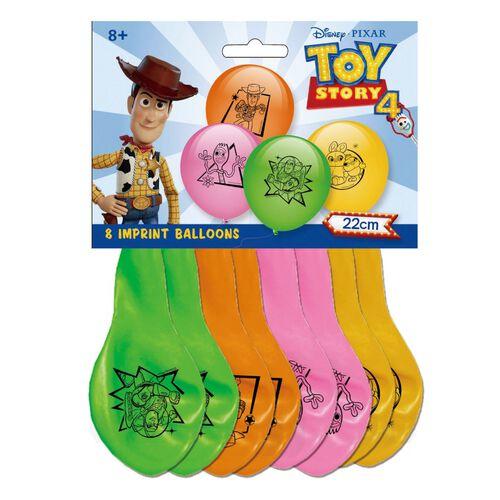 Toy Story反斗奇兵4 印刷氣球