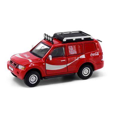 Tiny Mitsubishi Pajero 2003 Its Real Thing