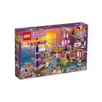 LEGO樂高好朋友系列 心湖城海岸遊樂場 41375