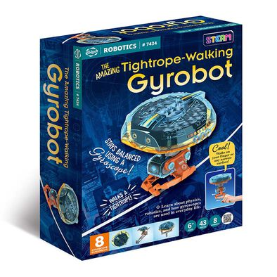 Gigo 科技積木 機器人系列—陀螺儀綱索機器人