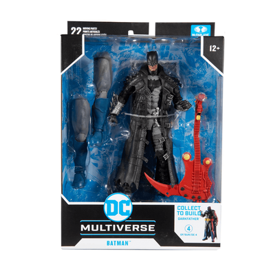 Mcfarlane Toys DC Multiverse 白騎士 蝙蝠侠