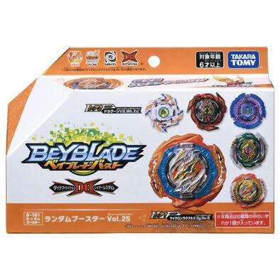 Beyblade B-181 Random Booster Vol. 25