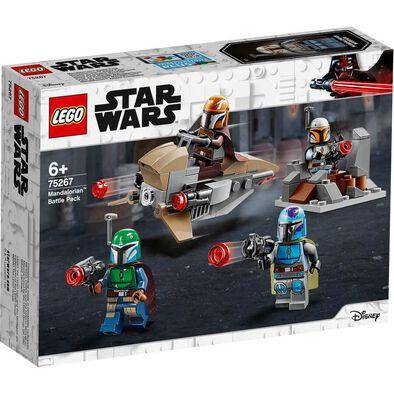 LEGO樂高星球大戰系列 LEGO Star Wars Mandalorian Battle Pack 75267