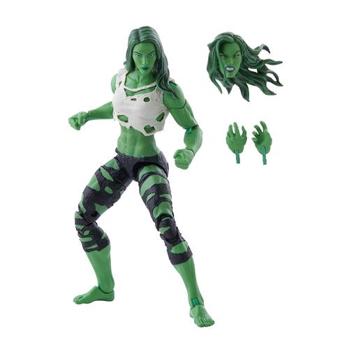 """Marvel漫威傳奇系列 She-Hulk 6""""人偶"""