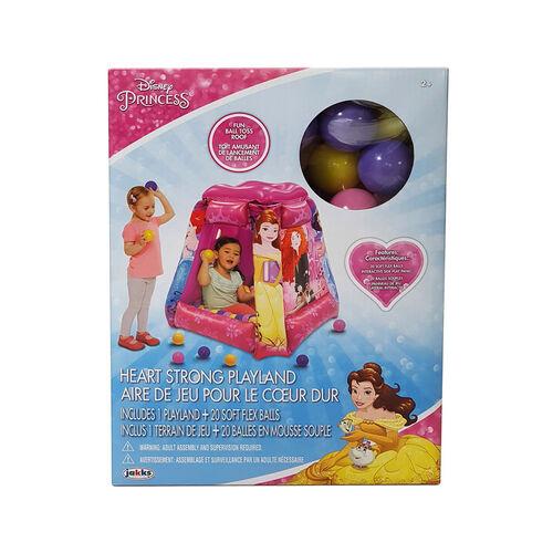 Disney Princess迪士尼公主波波池