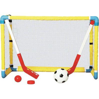 Stats 三合一足球門, 曲棍球門,網球組合組