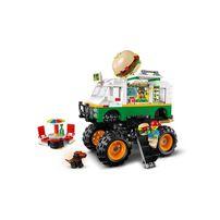 LEGO樂高創意系列 怪獸漢堡卡車 31104
