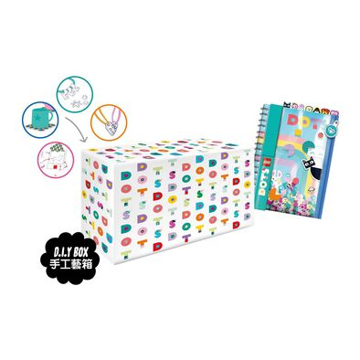LEGO樂高豆豆系列 手工藝箱 HKC03398-00 - 隨機發貨