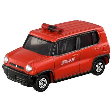 Tomica多美106號 鈴木日本消防車