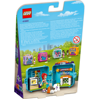 LEGO樂高好朋友系列 Mia 的足球奇趣方 41669