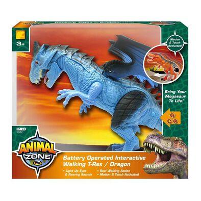 Mighty Megasaur互動步行龍