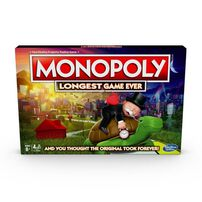 Monopoly大富翁 史上最長版