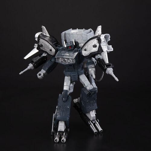 Transformers變形金剛世代系列 Wfc-Gs03 銀河人 (Galactic Man) 震波,斯比頓之戰領袖玩偶