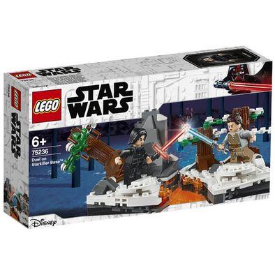LEGO樂高星球大戰系列 LEGO Star Wars Duel On Starkiller Base 75236