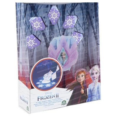 Disney Frozen迪士尼魔雪奇緣 2 愛莎踏雪投射器
