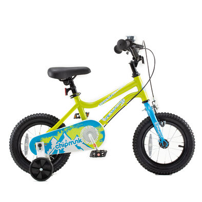 Chipmunk Mk Everest Sport Bike 12 Inch Green