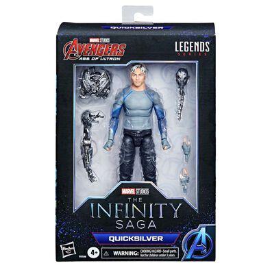 "Marvel漫威 Legends Series 6""人物模型快銀Infinity Saga"