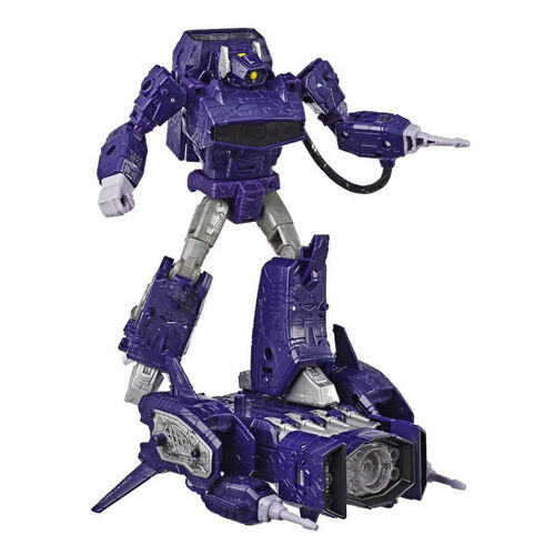 Transformers變形金剛siege War For Cybertron Trilogy - 隨機發貨
