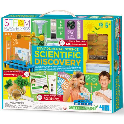 4M科學探奇系列 自然環境科學套裝 Vol 2