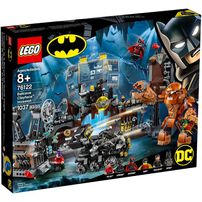 LEGO樂高 LEGO Dc Super Heroes Batcave Clayface Invasion 76122