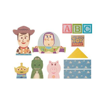 Disney Kidea &Block Toy Story