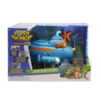 Super Wings超級飛俠 - 水底機器人