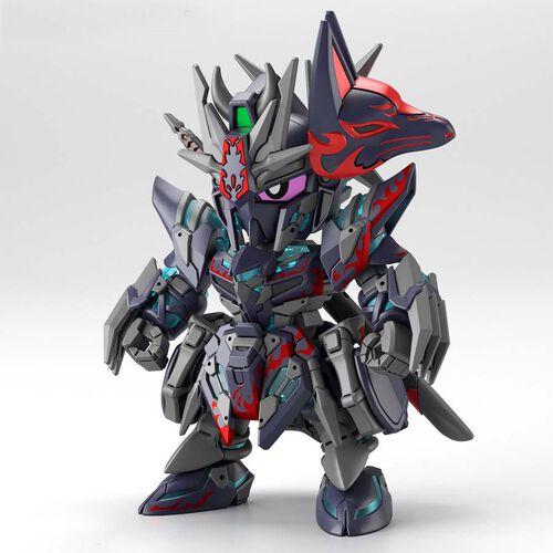 Bandai萬代 塑膠模型 SD高達世界 群英集 佐助Delta高達