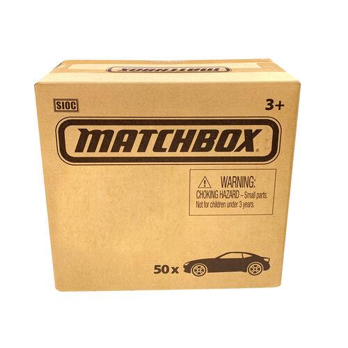 Matchbox火柴盒小汽車 50架車仔優惠裝