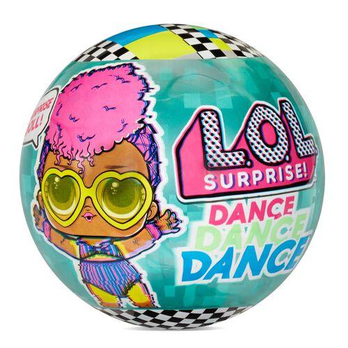 L.O.L. Surprise!驚喜寶貝 舞蹈娃娃 - 隨機發貨