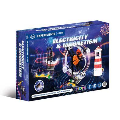 Gigo 科技積木 創新科技系列-電與磁的奇妙世界
