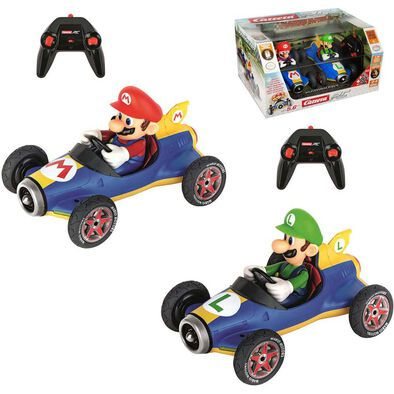 Carrera Mario Kart Mach 8, Mario & Luigi (Twin Pack)