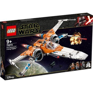 LEGO樂高星球大戰系列 LEGO Star Wars Poe Dameron's X-Wing Fighter 75273
