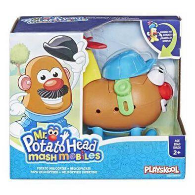 Toy Story反斗奇兵薯蛋頭先生mash Mobiles馬鈴薯直升機